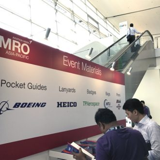 Visit to MRO ASIA-PACIFIC 2017 in Singapore